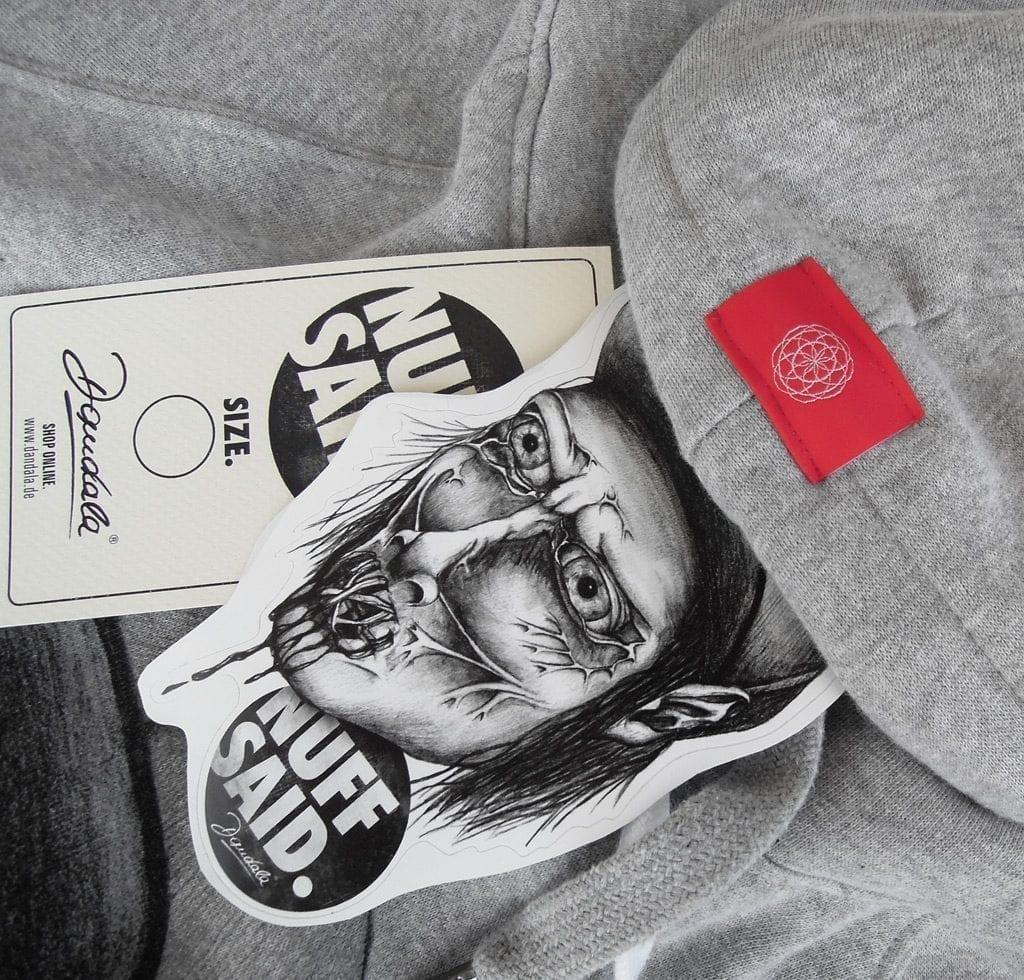 dandala_nuffsaid_sticker_hoodie