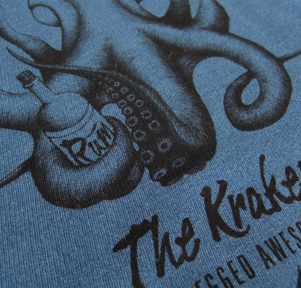 The Kraken Detail sweater