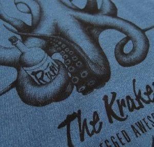 The Kraken Detail sweater