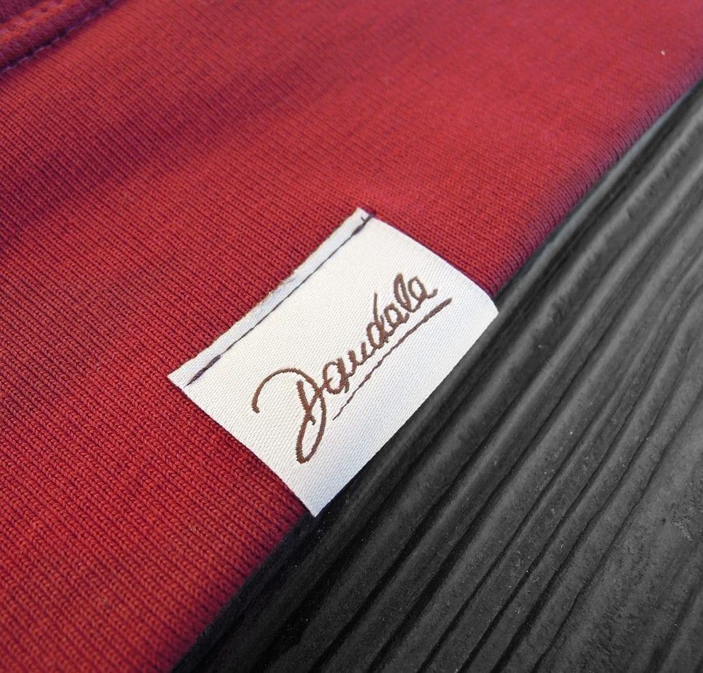 Dandala Hoodie label