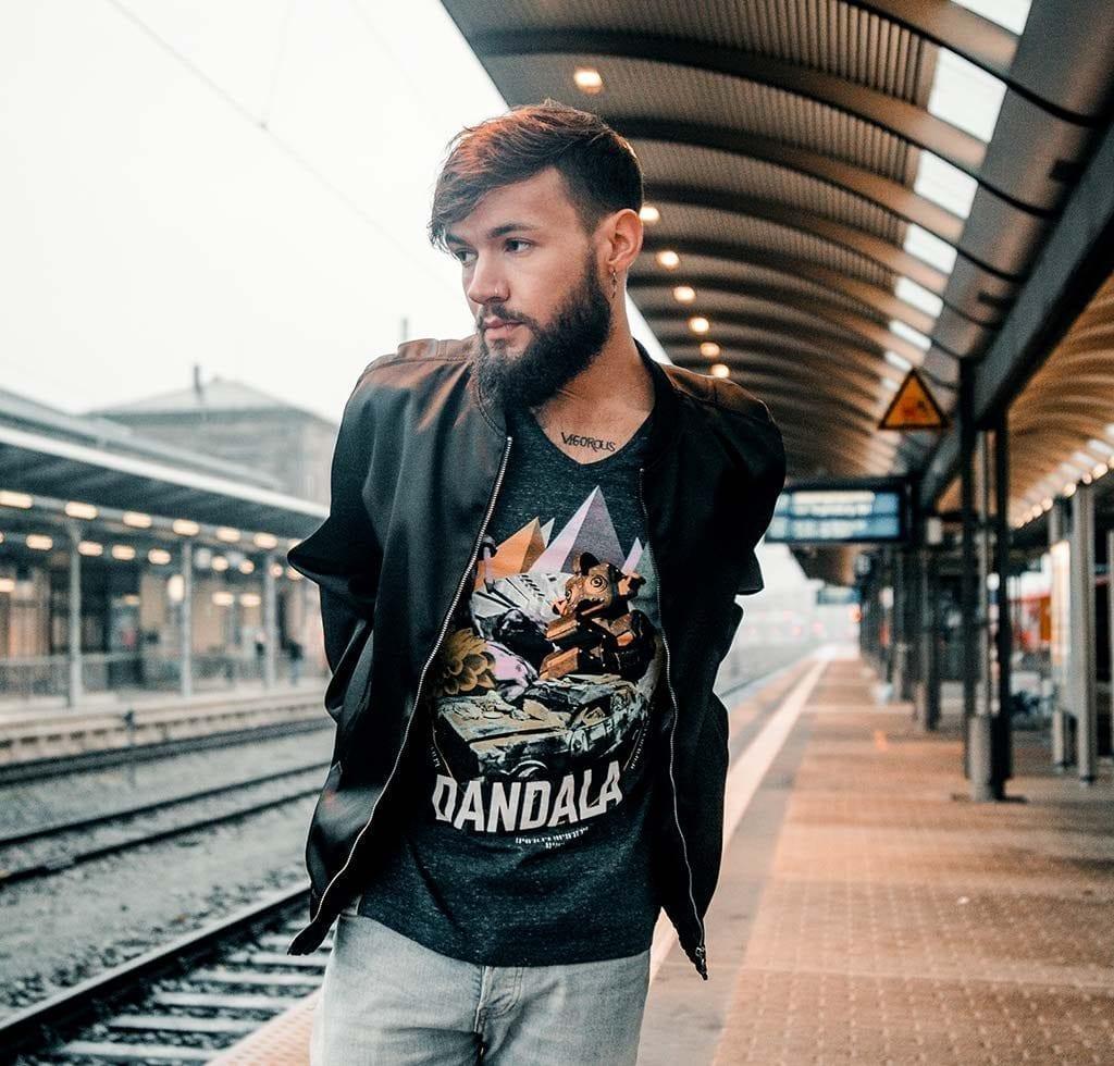Cities Bio V-Neck Shirt
