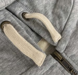 Kinder Zipper YKK Reißverschluss