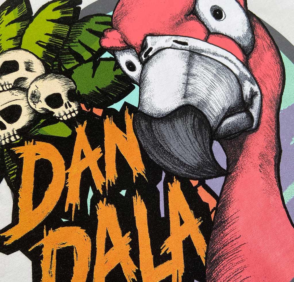 Dandala_flamingo_white_back_detail
